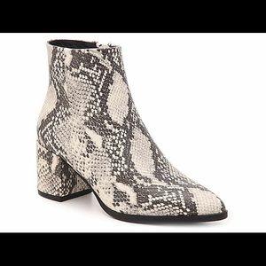 Brand New Snake skin Booties